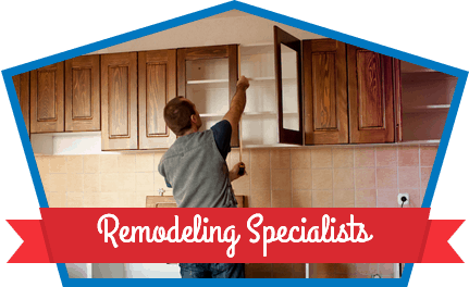 remodeling home service